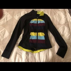 Lululemon tracker jacket